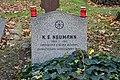 Wiener Zentralfriedhof - Gruppe 82 - Grab von Karl Eugen Neumann.jpg