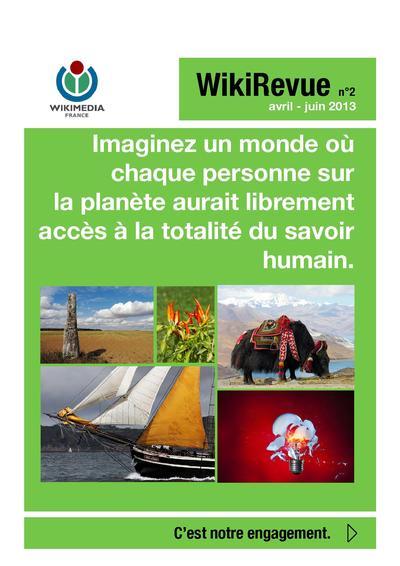 WikiRevue n°2 (Avril-Juin 2013), PDF 1,3Mo