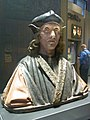 Wikimania 2014 - Victoria and Albert Museum - Bust of Henry VII222166.jpg