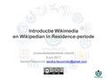 Wikimedia introductie WiR Universiteitsbibliotheek Utrecht 6 juni 2017.pdf