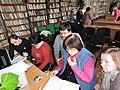 Wikiworkshop in Vovchansk 2018-11-03 by Наталія Ластовець 39.jpg
