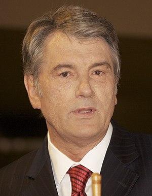 Ukrainian presidential election, 2004 - Viktor Yushchenko