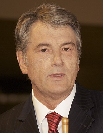 2004 Ukrainian presidential election - Viktor Yushchenko