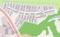 Wilczy Młyn Poznań OpenStreetMap.png