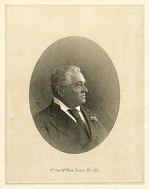 William Bede Dalley - William Bede Dalley