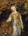 William Bell Scott - Una and the Lion.jpg
