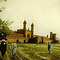 William Henry Jackson-Lahore railway station.jpg
