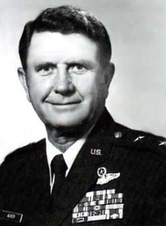 William P. Acker - Major General William P. Acker