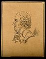 William Shakespeare; profile. Drawing, c. 1793. Wellcome V0009269ER.jpg
