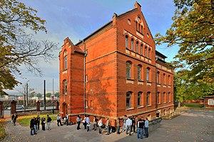 Willy Brandt School of Public Policy - Willy Brandt School, Erfurt