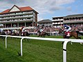 Winning post - geograph.org.uk - 826231.jpg