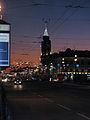 Winter sunrise on Nevsky Prospekt 01.JPG