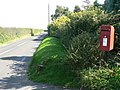 Winterborne Stickland, postbox No. DT11 169, Fair Mile Road - geograph.org.uk - 972998.jpg