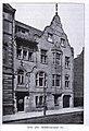 Wohnhaus Schäferstraße 10 in Düsseldorf, erbaut vor 1904, Architekt Hermann vom Endt, Straßenseite.jpg