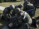 Wolf Pack defends the base during Ex Beverly Midnight 15-1 141022-F-ES731-124.jpg
