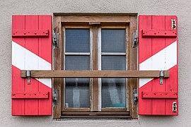 Wolfsberg Lading Saualpe Wolfsberger Hütte Fensterbalken 03092019 7127.jpg