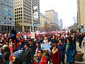 Women's march to denounce Donald Trump, in Toronto, 2017 01 21 -at (31614004284).jpg