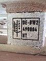 Wooden pallet - TAG ID - palette bois de manutention - Alain Van den Hende - licence CC40 - SAM 2744.jpg