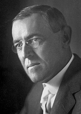Woodrow Wilson (Nobel 1919)