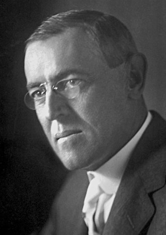 Public administration - Woodrow Wilson