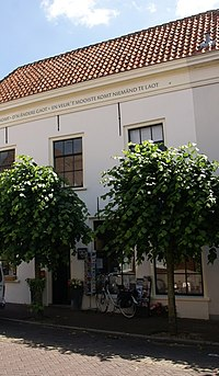 Woudrichem - rijksmonument 39573 - Kerkstraat 7 20120630.jpg