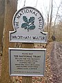 Wrotham Water NT sign 01.jpg
