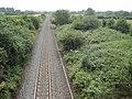 Wyre Halt railway station (site), Worcestershire (geograph 3751611).jpg