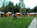 Wysowa-Zdrój - resort ZACISZE.JPG