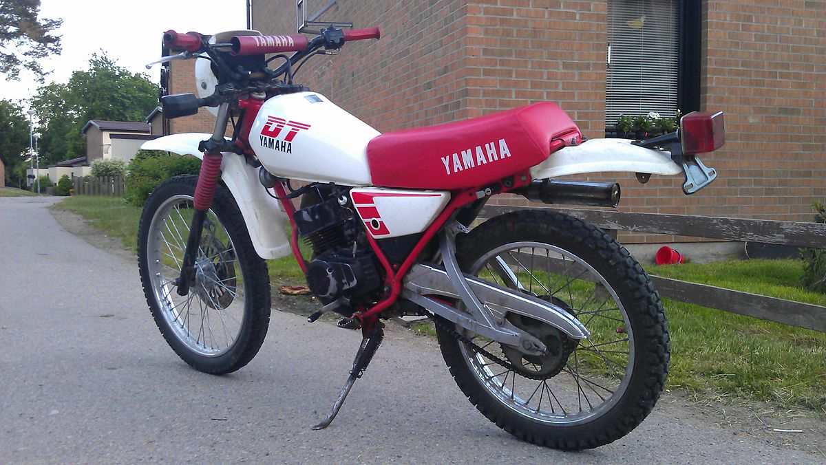 Yamaha Dt  For Sale