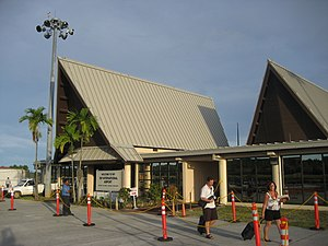 Yap - Yap International Airport