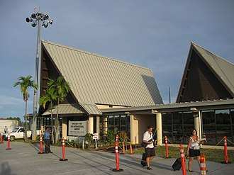 Yap - Yap International Airport