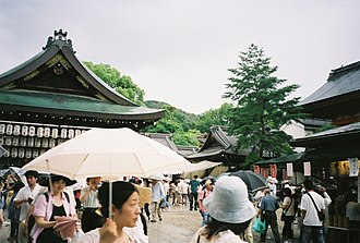 Yasaka Shrine - Image: Yasaka Shrine 1