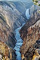 Yellowstone River (Grand Canyon of the Yellowstone, Wyoming, USA) 17 (40698006433).jpg