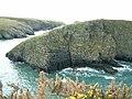 Ynys Y Castell - Abercastle - geograph.org.uk - 410111.jpg