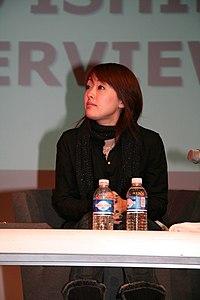 Yoko Ishida 20071027 Manga Expo 008.jpg
