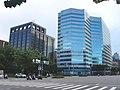 Yuanta Financial Tower & Nan Shan Dunnan Building 20190901.jpg