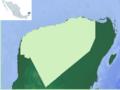 Yucatan Mexico map.png