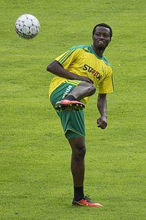 Yunus Sentamu Ugandan bicycle racer and association football player