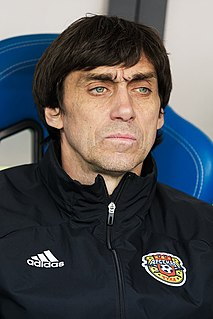 Yuri Kovtun Russian footballer and manager