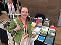 Yvonne Maria Werner på historikerkonferns i Valencia.jpg