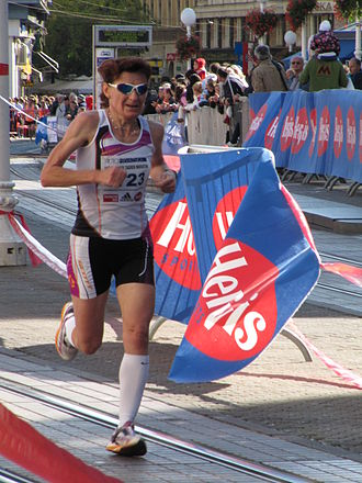Track and field at the 1999 Military World Games - Helena Javornik won two of Slovenia's three medals at the competition.