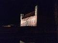 Zamek Biskupów Warmińskich w Lidzbarku Warmińskim nocą.jpg