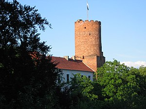 Łagów Castle - Castle of the Order of St. John in Łagów