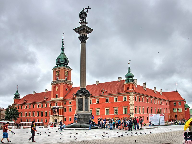 Roteiro de 5 dias em Varsóvia