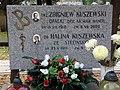 Zbigniew Kuszewski - Halina Kuszewska - Cmentarz Wojskowy na Powązkach (90).JPG