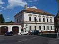 Zbraslav, Zbraslavské náměstí 464, úřad městské části.jpg