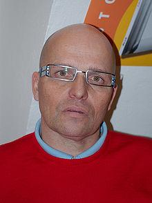 Zdeněk pohlreich na autogramiáde v brne dňa 25. februára 2010