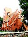 Zespół kościoła ewangelickiego, ob. rzym.-kat. fil. pw. św. Kazimierza Kruszyn (14).JPG