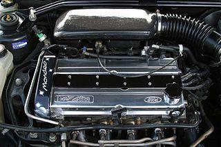 Ford Zeta engine Motor vehicle engine
