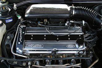 Ford Zetec engine - 1.8 liter Zetec-E engine